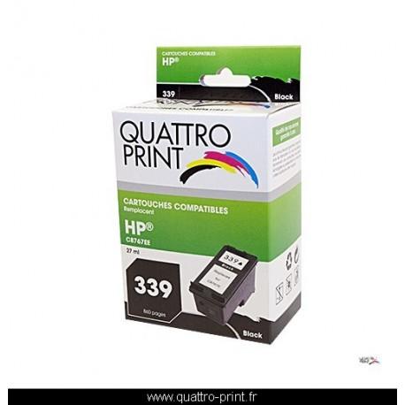 Cartouche d'encre compatible HP 339