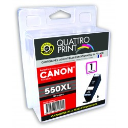 Cartouches noire compatible Canon PGI-550XL