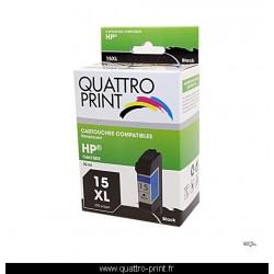 Cartouche d'encre compatible HP 15